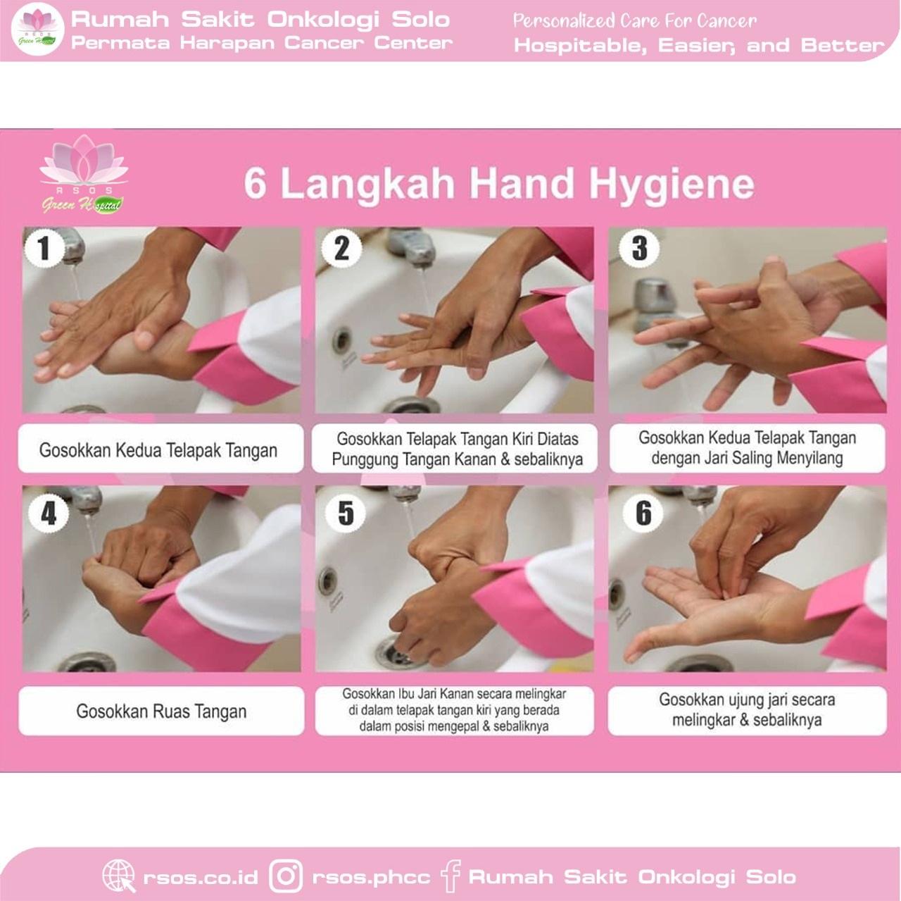 Langkah Hand Hygiene