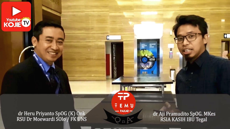 Tips Hidup bebas Kanker Leher Rahim oleh DR. Dr. Heru Priyanto, Sp.OG (K) Onk | Temupakar